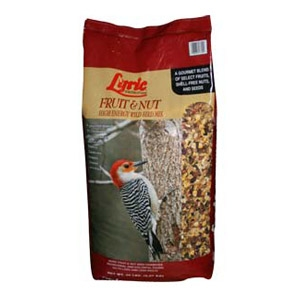 Lyric® Fruit & Nut Wild Bird Food