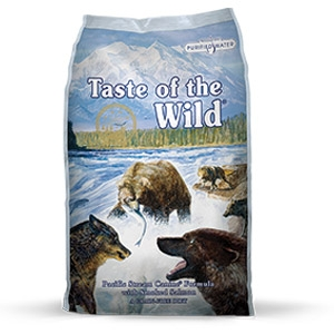 Taste of the Wild® Pacific Stream Canine® Formula with Smoked Salmon