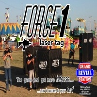 Force 1 Mobile Laser Tag