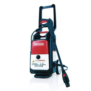 Craftsman® Electric Pressure Washer 1700
