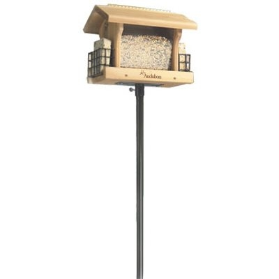 Audubon Bird Feeder Pole Kit