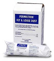 12.5# Bag Permectrin Fly and Louse Dust