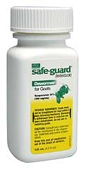 125ML Safeguard for Goats