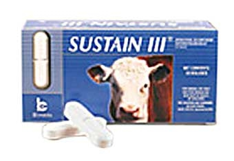 Sustain III Cattle Box/50ct.