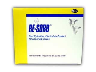 Resorb 12 Count 64GM Packet