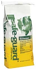 Safeguard .5% Dewormer Medicated 1#