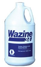 Wazine 34% Gallon