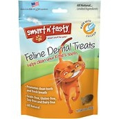 Smart n' Tasty Feline Dental Treats with Chicken