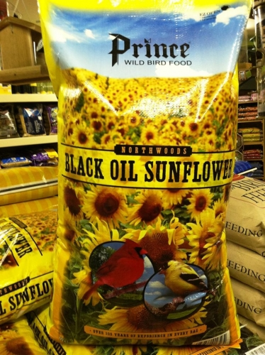 Prince Corp Black Oil Sunflower Seed