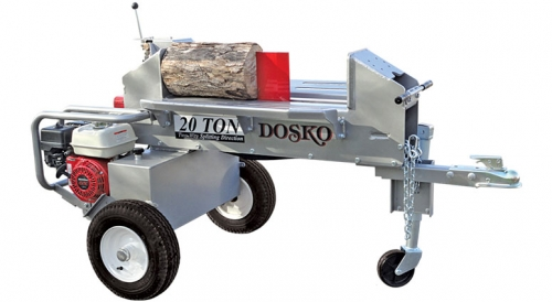 Dosko 2 way log splitter