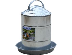 Farm Tuff 2 Gallon Poultry Fountain