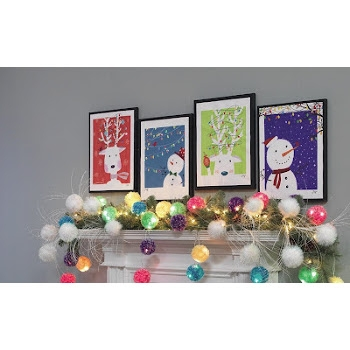 Holiday Wall Décor
