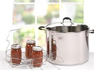 Ball® Collection Elite® Canner with Rack 21-qt