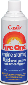 CASTLE® FIRE ONE™