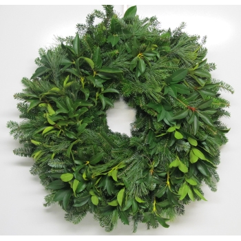 Fresh Live Wreaths