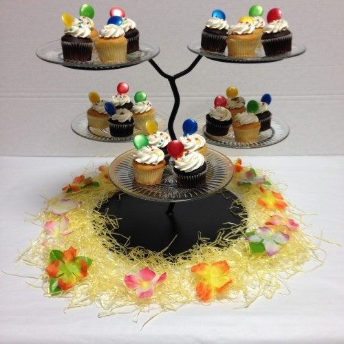 Five Tier Buffet Riser