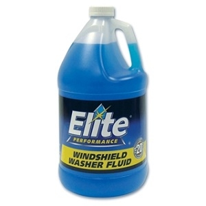Elite Performance Windshield Washer Fluid 1 gal