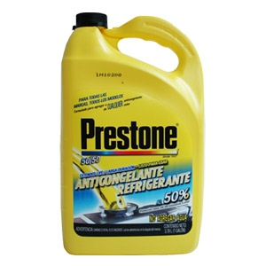 Prestone® Extended Life 50/50 Prediluted Antifreeze/Coolant