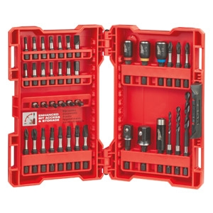 Shockwave™ 40PC Impact Duty™ Drill & Drive Set
