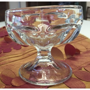 Glass Sherbet Cup