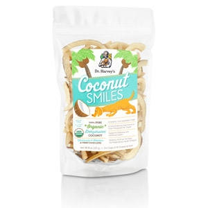 Dr. Harvey's Coconut Smiles Treats for Dogs