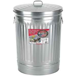 31 Gallon Trash Can