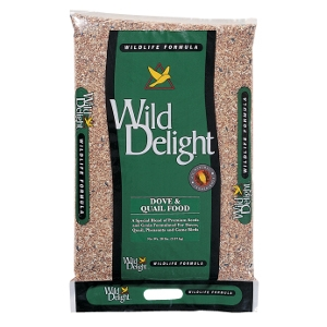 Wild Delight 20 Lb. Dove and Quail Food