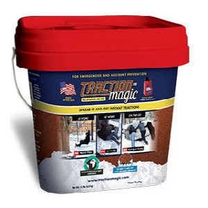 Traction Magic® 15 lb. Bucket Traction Agent
