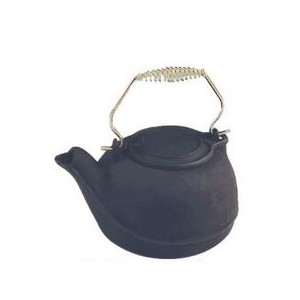 US Stove Co® Cast Iron Kettle Steamer (3 Qt)