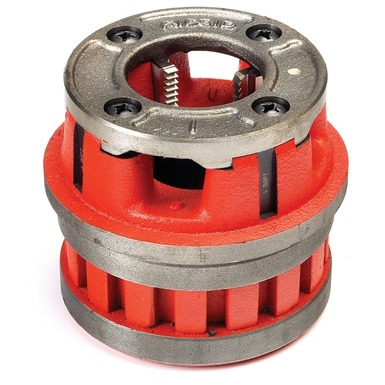 Die Heads Complete Ridgid  12R w/handle