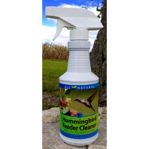 Care Free Enzymes Hummingbird Feeder Cleaner