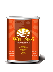 Wellness Senior Formula