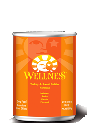 Wellness Turkey & Sweet Potato Formula