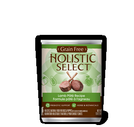 Holistic Select Grain Free Lamb Pâté Recipe