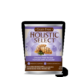 Holistic Select Grain Free Chicken Pâté Recipe