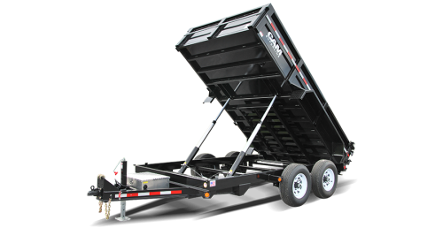CAM Superline Dump Trailer, 5 Ton