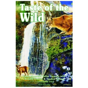 Tate of the Wild Rocky Mountain Cat Food