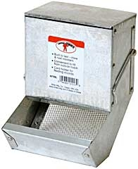 Little Giant Feeder with Sifter Bottom 5""