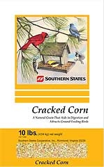 Southern States Cracked Corn 10#
