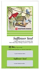 Southern States Safflower Seed 20#