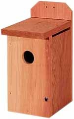 B-4 Heath MFG. Bluebird House