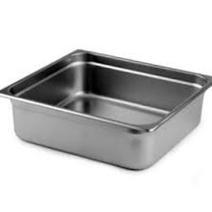Chafer Pan 1/2 Size, 4 Qt.