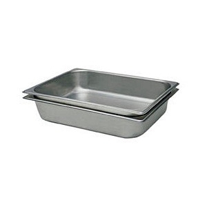 Chafer Pan 1/3 Size, 2 1/2 Qt.