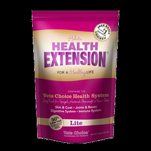 Holistic Health Extension Lite Dog Food 40lb