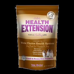 Holistic Health Extension Lamb & Brown Rice Dog Food 35lb