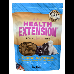 Holistic Health Extension Heart Shaped Natural Dog Treats