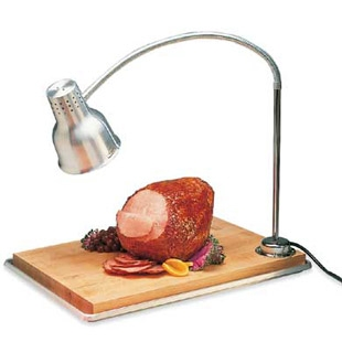 Carving Station with single lamp