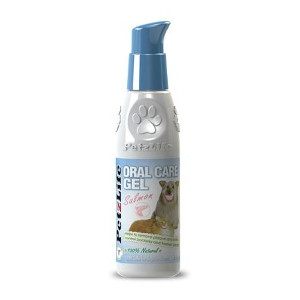 Oral Care Gel w/ Wild Salmon Oil 4oz.