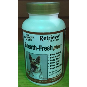 Retrieve Health Breath-Fresh Plus