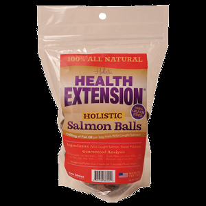 Holistic Health Extension Salmon Balls 10 oz.